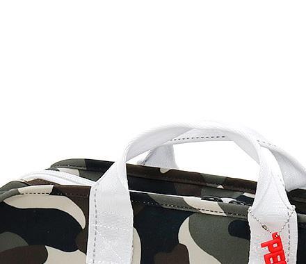 パーリーゲイツ バッグ&ポーチ ゴルフウェアメンズ コラボパッキングバッグ