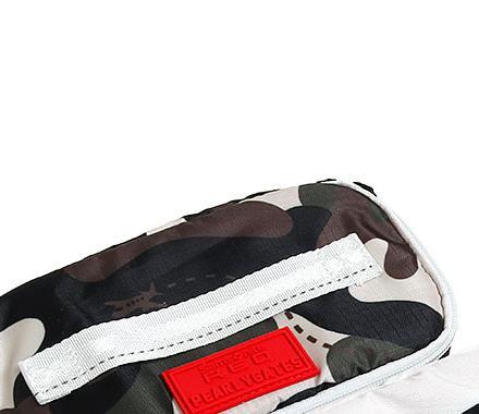 パーリーゲイツ バッグ&ポーチ ゴルフウェアメンズ Samsoniteコラボ★選べるBOX型ポーチ