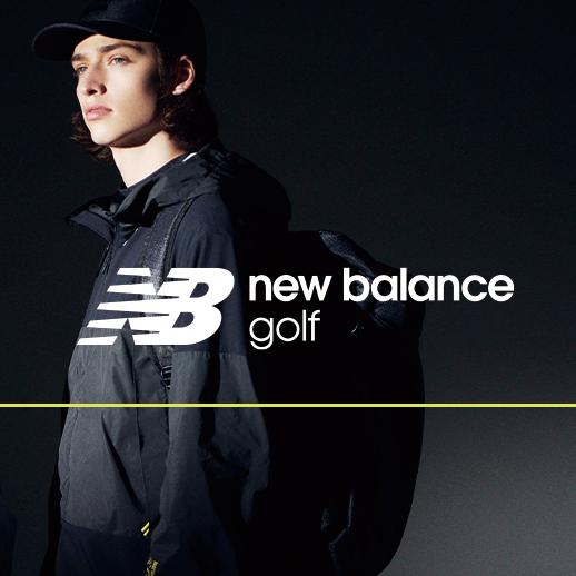 TOPバナー ニューバランスゴルフ