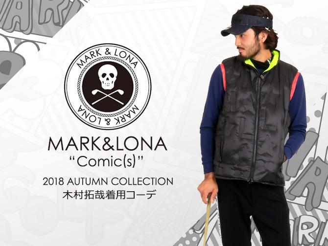 マーク&ロナ | メンズゴルフウェア通販 スピニッシュ
