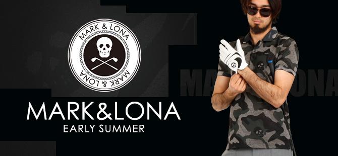 マーク&ロナ(MARK&LONA)のゴルフウェア一覧