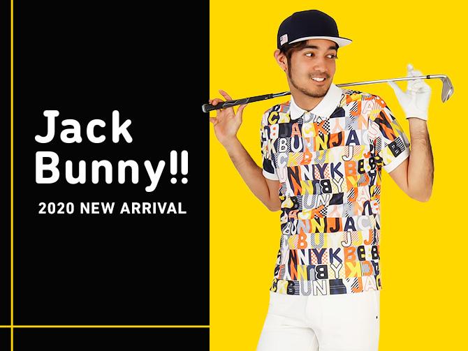 ジャックバニー(Jack Bunny!!)のゴルフウェア一覧