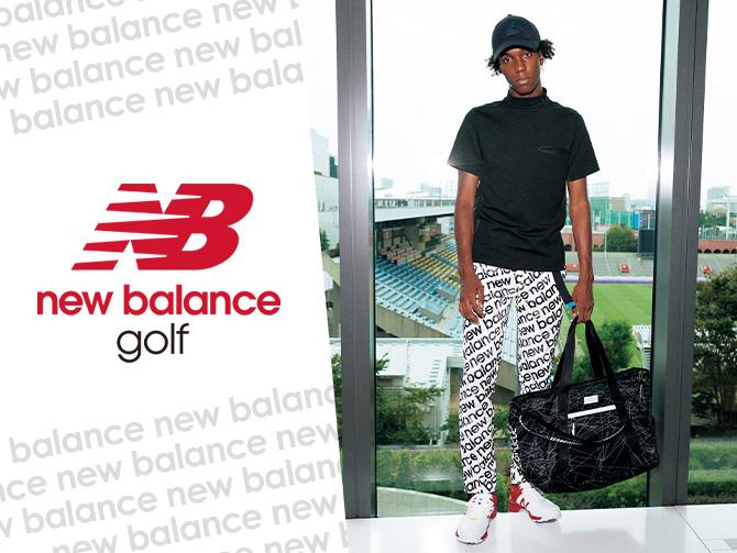 ニューバランスゴルフ(New Balance golf)のゴルフウェア一覧